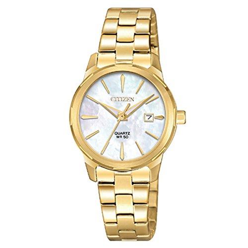 シチズン 逆輸入 海外モデル 海外限定 アメリカ直輸入 EU6072-56D Citizen Women's ' Quartz Stainless Steel Casual Watch, Color:Gold-Toned (Model: EU6072-56D)シチズン 逆輸入 海外モデル 海外限定 アメリカ直輸入 EU6072-56D