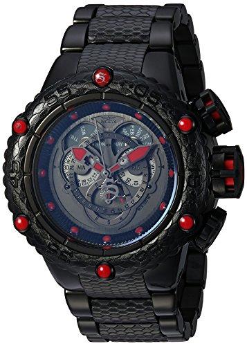 インヴィクタ インビクタ サブアクア 腕時計 メンズ 25383 【送料無料】Invicta Men's Subaqua Quartz Diving Watch with Stainless-Steel Strap, Black, 28 (Model: 25383)インヴィクタ インビクタ サブアクア 腕時計 メンズ 25383