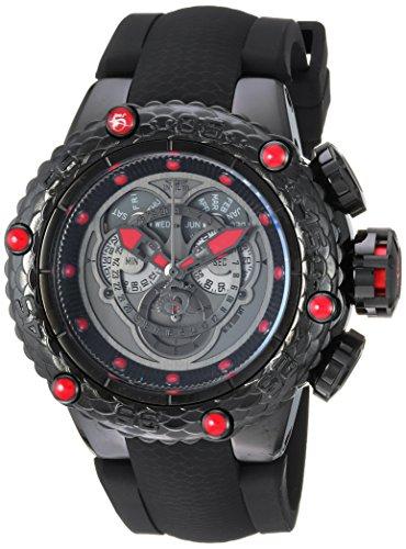 インヴィクタ インビクタ サブアクア 腕時計 メンズ 25384 Invicta Men's Subaqua Stainless Steel Quartz Diving Watch with Silicone Strap, Black, 29 (Model: 25384)インヴィクタ インビクタ サブアクア 腕時計 メンズ 25384