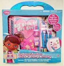 ドックはおもちゃドクター Book ディズニーチャンネル 【送料無料】Doc McStuffins ドックのおもちゃびょういん ディズニーチャンネル Boo Big of ドックのおもちゃびょういん Boosドックはおもちゃドクター