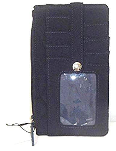 ヴェラブラッドリー ベラブラッドリー アメリカ 日本未発売 財布 10491925 【送料無料】Vera Bradley Ultimate Card Case - Classic Black - NWTヴェラブラッドリー ベラブラッドリー アメリカ 日本未発売 財布 10491925