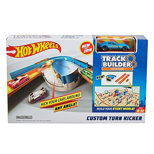 ホットウィール マテル ミニカー ホットウイール DNB70 Hot Wheels Workshop Track Builder Spin Turn Track Extensionホットウィール マテル ミニカー ホットウイール DNB70