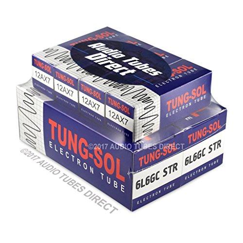 真空管 ギター・ベース アンプ 海外 輸入 6L6GCSTR 12AX7 Tung-Sol Tube Upgrade Kit For Mesa Boogie F50 Amps 6L6GCSTR 12AX7真空管 ギター・ベース アンプ 海外 輸入 6L6GCSTR 12AX7