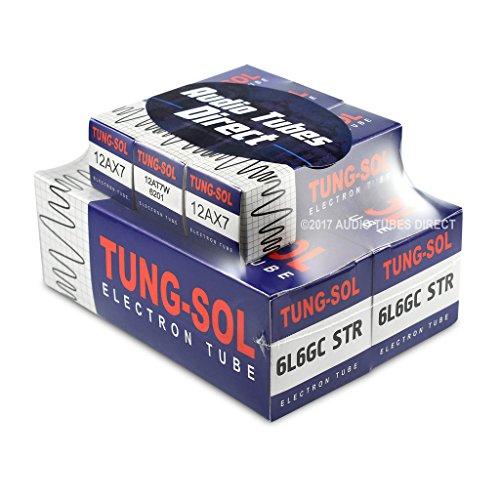 真空管 ギター・ベース アンプ 海外 輸入 6L6GCSTR 12AX7 12AT7W Tung-Sol Tube Upgrade Kit For Mesa Boogie Mark I 60 EQ (early) Amps 6L6GCSTR 12AX7 12AT7W真空管 ギター・ベース アンプ 海外 輸入 6L6GCSTR 12AX7 12AT7W