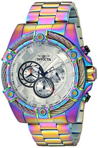 インヴィクタ インビクタ ボルト 腕時計 メンズ 25520 Invicta Men's 25520 Bolt Quartz Chronograph White Dial Watchインヴィクタ インビクタ ボルト 腕時計 メンズ 25520