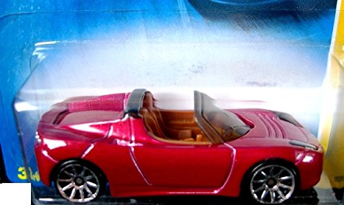 ★日本の職人技★ ホットウィール マテル マテル ミニカー ホットウイール RELEASE【送料無料】HOT WHEELS 2008 NEW 2008 MODELS RELEASE 2008 RED TESLA ROADSTER DIE-CASTホットウィール マテル ミニカー ホットウイール, おまとめマーケット:539d6d47 --- kventurepartners.sakura.ne.jp