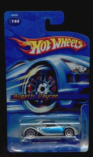 ホットウィール マテル ミニカー ホットウイール Hot Wheels 2006-144 Bugatti Veyron Bue/Silver 1:64 Scale *NOT* FTEホットウィール マテル ミニカー ホットウイール