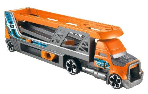 ホットウィール マテル ミニカー ホットウイール W4666 【送料無料】Hot Wheels Blastin Rig Semi-Truck Vehicleホットウィール マテル ミニカー ホットウイール W4666