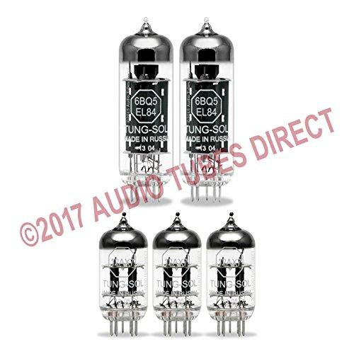 真空管 ギター・ベース アンプ 海外 輸入 EL84/12AX7 Tung-Sol Tube Upgrade Kit For Diamond Positron Amps EL84/12AX7真空管 ギター・ベース アンプ 海外 輸入 EL84/12AX7