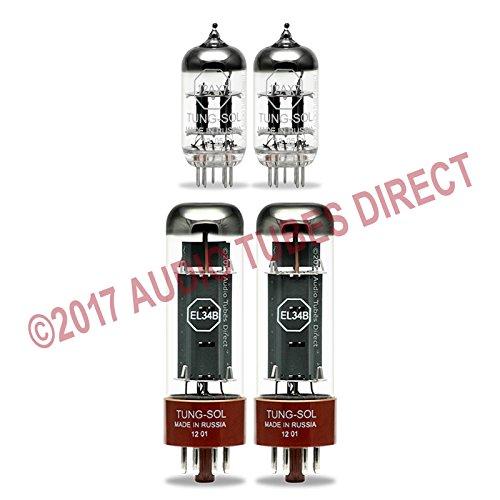 【限定製作】 真空管 ギター・ベース アンプ 真空管 EL34B 海外 輸入 輸入 EL34B 12AX7【送料無料】Tung-Sol Tube Upgrade Kit For Orange Retro 50 Amps EL34B 12AX7真空管 ギター・ベース アンプ 海外 輸入 EL34B 12AX7, ツールデポ:38687f64 --- mail.freshlymaid.co.zw