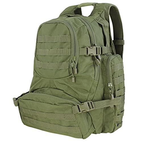 ミリタリーバックパック タクティカルバックパック サバイバルゲーム サバゲー アメリカ Condor Tactical Military Grade Urban Go Pack - OD Greenミリタリーバックパック タクティカルバックパック サバイバルゲーム サバゲー アメリカ