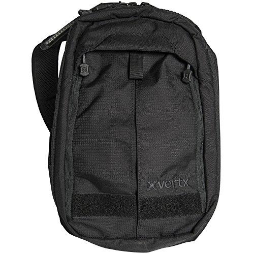 ミリタリーバックパック タクティカルバックパック サバイバルゲーム サバゲー アメリカ VTX5040-BK Vertx EDC Transit Sling Bag, Blackミリタリーバックパック タクティカルバックパック サバイバルゲーム サバゲー アメリカ VTX5040-BK