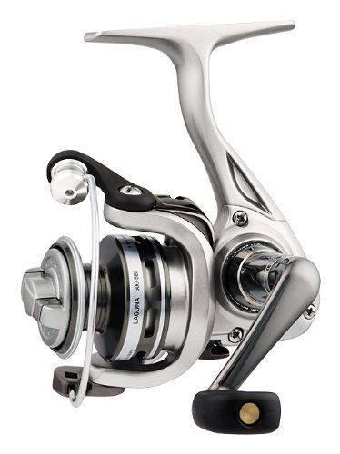 リール Daiwa ダイワ 釣り道具 フィッシング LAG1000-5Bi Daiwa Laguna Spinning Fishing Reel (Silver, 1000)リール Daiwa ダイワ 釣り道具 フィッシング LAG1000-5Bi