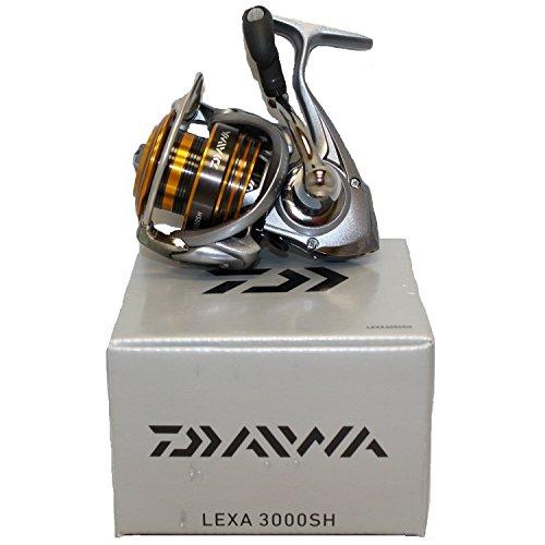 リール Daiwa ダイワ 釣り道具 フィッシング LEXA3000SH Spinning LEXA3000SH DAIWA Lexa Daiwa 3000SH Spinning Reelリール Daiwa ダイワ 釣り道具 フィッシング LEXA3000SH, ルナジー LUNA.G:c68bc3a8 --- data.gd.no