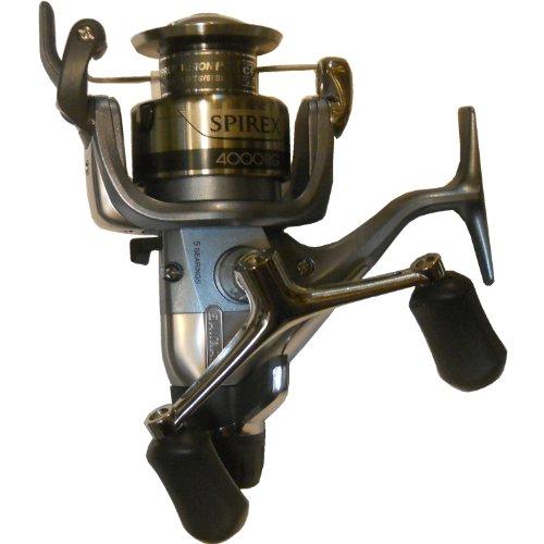 リール Shimano シマノ 釣り道具 フィッシング SR4000RG Shimano Spirex RG Spinning Reel (5.7:1), Medium Heavy, 10 Pounds/200 Yardsリール Shimano シマノ 釣り道具 フィッシング SR4000RG