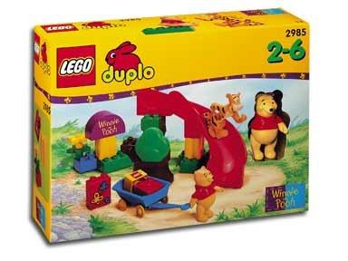 レゴ デュプロ 2985 Lego Duplo Tigger's Slippery Slideレゴ デュプロ 2985