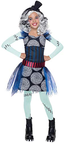 モンスターハイ 衣装 コスチューム コスプレ 610624_M Rubie's Costume Monster High Freak Du Chic Frankie Stein Child Costume, Mediumモンスターハイ 衣装 コスチューム コスプレ 610624_M