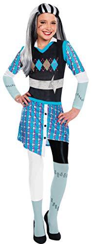 モンスターハイ 衣装 コスチューム コスプレ 610226_M Rubie's Costume Monster High Frankie Stein Child Costume, Mediumモンスターハイ 衣装 コスチューム コスプレ 610226_M