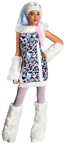 モンスターハイ 衣装 コスチューム コスプレ 881362 Monster High Abbey Bominable Costume - Smallモンスターハイ 衣装 コスチューム コスプレ 881362