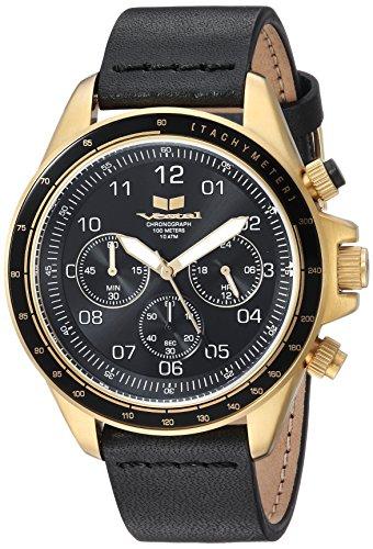ベスタル ヴェスタル 腕時計 レディース ZR243L25.BK Vestal ZR2 Leather Stainless Steel Japanese-Quartz Watch with Strap, Black, 20 (Model: ZR243L25.BK)ベスタル ヴェスタル 腕時計 レディース ZR243L25.BK