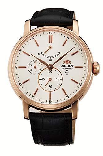 オリエント 腕時計 メンズ EZ09006W 【送料無料】ORIENT Classic Automatic Power Reserve Sapphire Rose Gold Watch EZ09006Wオリエント 腕時計 メンズ EZ09006W