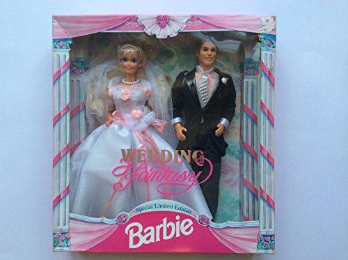 バービー バービー人形 ウェディング ブライダル 結婚式 1993 Wedding Fantasy Barbie & Kenバービー バービー人形 ウェディング ブライダル 結婚式