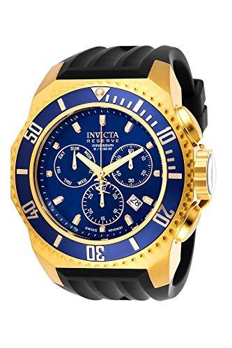 インヴィクタ インビクタ リザーブ 腕時計 メンズ 25732 Invicta Men's Russian Diver Stainless Steel Quartz Watch with Silicone Strap, Black, 28.7 (Model: 25732)インヴィクタ インビクタ リザーブ 腕時計 メンズ 25732