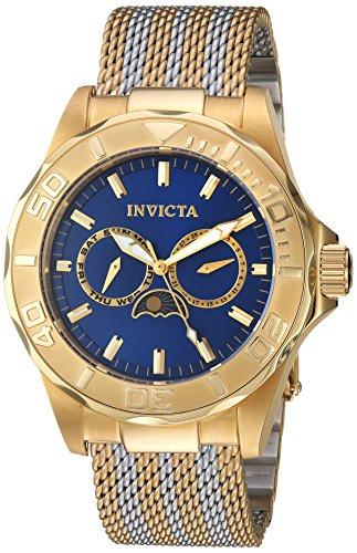インヴィクタ インビクタ プロダイバー 腕時計 メンズ 24993 Invicta Men's Pro Diver Quartz Watch with Two-Tone-Stainless-Steel Strap, 22 (Model: 24993)インヴィクタ インビクタ プロダイバー 腕時計 メンズ 24993