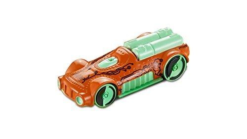 ホットウィール マテル ミニカー ホットウイール DVT40 【送料無料】Hot Wheels Speed Chargers- Orange eRETRO ACTIVEホットウィール マテル ミニカー ホットウイール DVT40