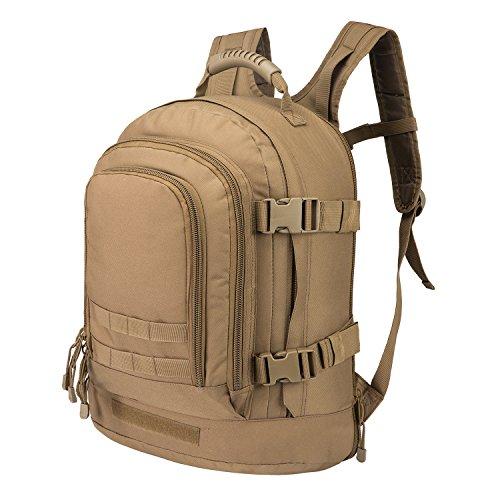 ミリタリーバックパック タクティカルバックパック サバイバルゲーム サバゲー アメリカ 【送料無料】ARMYCAMOUSA 39-64 L Outdoor 3 Day Expandable Tactical Backpack Milミリタリーバックパック タクティカルバックパック サバイバルゲーム サバゲー アメリカ