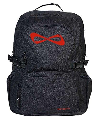 ミリタリーバックパック タクティカルバックパック サバイバルゲーム サバゲー アメリカ NF-9008-8102 Nfinity Backpack, Sparkle Black/Redミリタリーバックパック タクティカルバックパック サバイバルゲーム サバゲー アメリカ NF-9008-8102