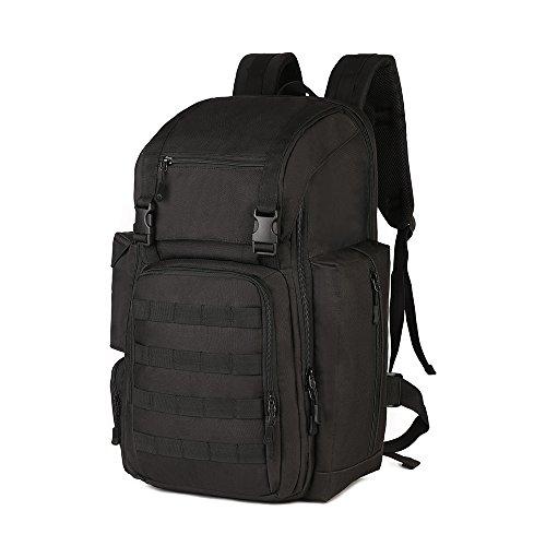 ミリタリーバックパック タクティカルバックパック サバイバルゲーム サバゲー アメリカ Huntvp 40L Tactical Military Backpack with Shoe Compartment Rucksack Gear Assault Paミリタリーバックパック タクティカルバックパック サバイバルゲーム サバゲー アメリカ