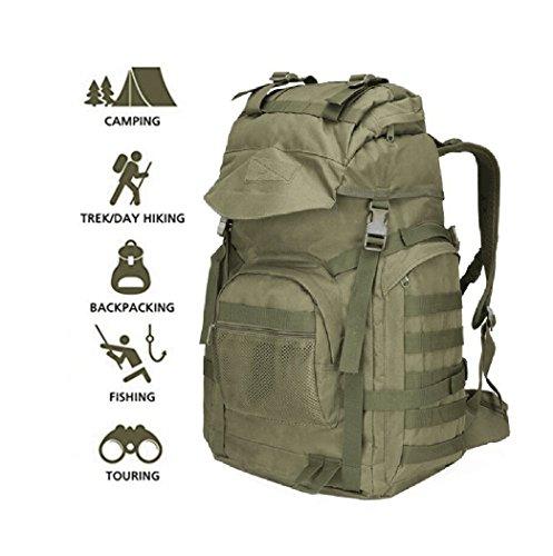 ミリタリーバックパック タクティカルバックパック サバイバルゲーム サバゲー アメリカ 70L Military Tactical Backpack Large Army 3 Day Assault Pack Molle Backpacks Rucksacミリタリーバックパック タクティカルバックパック サバイバルゲーム サバゲー アメリカ