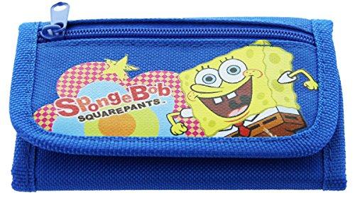 スポンジボブ バッグ バックパック リュックサック カートゥーンネットワーク 4714670042883-W-B1 Nickelodeon SpongeBob Squarepants Wallet Tri-fold Birthday Christmスポンジボブ バッグ バックパック リュックサック カートゥーンネットワーク 4714670042883-W-B1