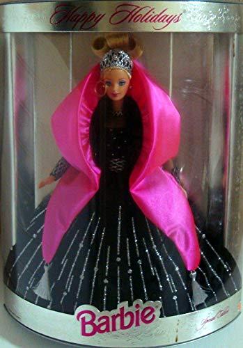 バービー バービー人形 日本未発売 ホリデーバービー 【送料無料】Barbie Happy Holidays Special Edition Doll (1998) 131002fnp [Parallel Import Goods]バービー バービー人形 日本未発売 ホリデーバービー