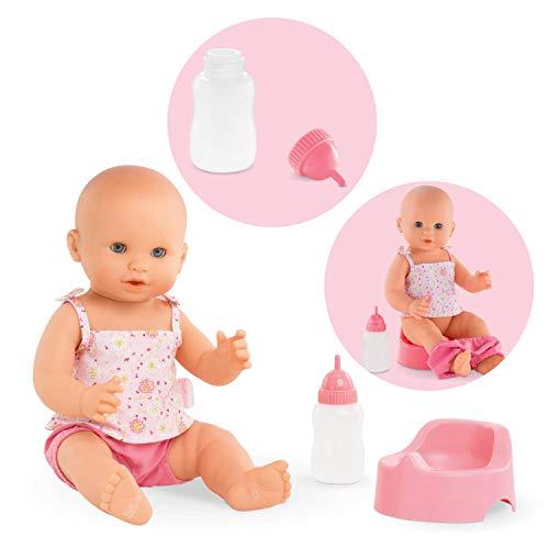 【後払い手数料無料】 コロール Grand 赤ちゃん 人形 ベビー人形 FPK23 Corolle Mon Grand Poupon Corolle Bath Emma Drink-and-Wet Bath Baby Toy Dollコロール 赤ちゃん 人形 ベビー人形 FPK23, サニーサイドガーデン:f5388ed9 --- clftranspo.dominiotemporario.com