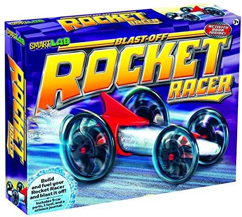 知育玩具 パズル ブロック 科学 実験 SmartLab Toys Blast-Off Rocket Racer by SmartLab Toys知育玩具 パズル ブロック 科学 実験