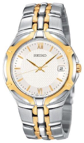 セイコー 腕時計 メンズ SGEB58 Seiko Men's SGEB58 Dress Two-Tone Watchセイコー 腕時計 メンズ SGEB58