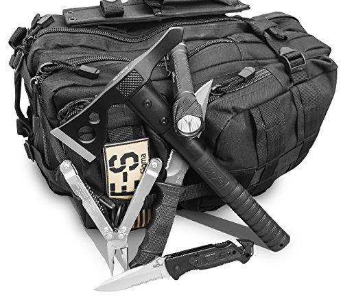 ミリタリーバックパック タクティカルバックパック サバイバルゲーム サバゲー アメリカ Echo Sigma Emergency Get Home Bag - SOG Special Edition (Red)ミリタリーバックパック タクティカルバックパック サバイバルゲーム サバゲー アメリカ