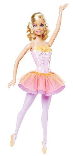 バービー バービー人形 バービーキャリア バービーアイキャンビー 職業 T7168 【送料無料】BARBIE I Can Be Ballerina Blonde Hairバービー バービー人形 バービーキャリア バービーアイキャンビー 職業 T7168
