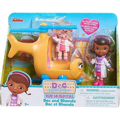 ドックはおもちゃドクター ディズニーチャンネル ドックのおもちゃびょういん 【送料無料】Doc McStuffins Toy Hospital - Doc and Rhonda with Lambieドックはおもちゃドクター ディズニーチャンネル ドックのおもちゃびょういん
