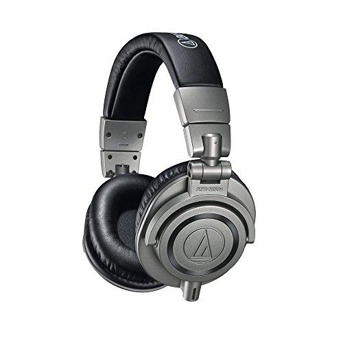 DJヘッドホン ヘッドフォン 海外 輸入 ATH-M50XGM Audio Technica ATH-M50x Professional Monitor Headphones, Gun Metal (ATH-M50XGMDJヘッドホン ヘッドフォン 海外 輸入 ATH-M50XGM
