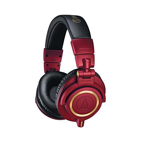 DJヘッドホン ヘッドフォン 海外 輸入 ATH-M50xRD Audio-Technica Headphones Red ATH-M50X ATHM50XRDDJヘッドホン ヘッドフォン 海外 輸入 ATH-M50xRD