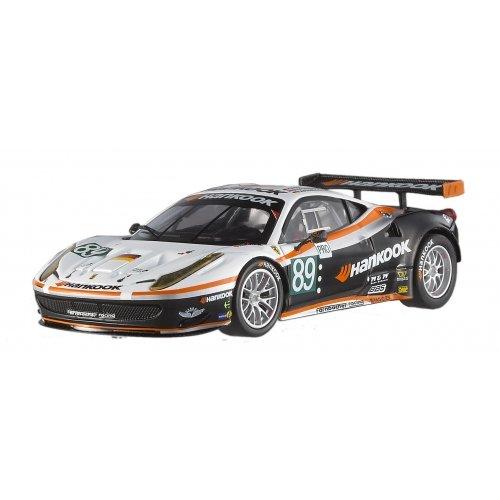 ホットウィール マテル ミニカー ホットウイール X5498 【送料無料】Ferrari 458 Italia GT2 #89 LM 2011 Farnbacher Elite Edition 1/43 Diecast Model Car by Hotwheelsホットウィール マテル ミニカー ホットウイール X5498