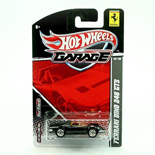 ホットウィール マテル ミニカー ホットウイール 【送料無料】Hot Wheels Garage Ferrari Dino 246 GTSホットウィール マテル ミニカー ホットウイール