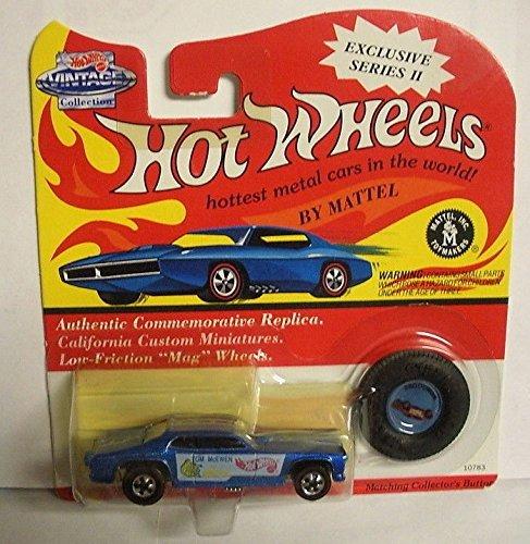 ホットウィール マテル ミニカー ホットウイール 【送料無料】Hot Wheels Vintage Collection Exclusive Series II MONGOOSE Redlines 1993ホットウィール マテル ミニカー ホットウイール