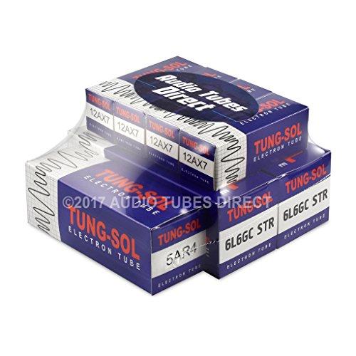 真空管 ギター・ベース アンプ 海外 輸入 6L6GCSTR 12AX7 5AR4 Tung-Sol Tube Upgrade Kit For Fender Tremolux Blonde 6L6GCSTR 12AX7 5AR4真空管 ギター・ベース アンプ 海外 輸入 6L6GCSTR 12AX7 5AR4