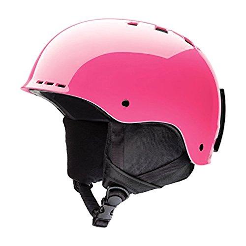 スノーボード ウィンタースポーツ 海外モデル ヨーロッパモデル アメリカモデル Smith 【送料無料】Smith Optics Unisex Youth Holt Jr Snow Sports Helmet - Crazy Pink Youtスノーボード ウィンタースポーツ 海外モデル ヨーロッパモデル アメリカモデル Smith