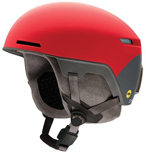 スノーボード ウィンタースポーツ 海外モデル ヨーロッパモデル アメリカモデル Smith 【送料無料】Smith Optics Adult Code MIPS Ski Snowmobile Helmet - Matte Fire Split/スノーボード ウィンタースポーツ 海外モデル ヨーロッパモデル アメリカモデル Smith