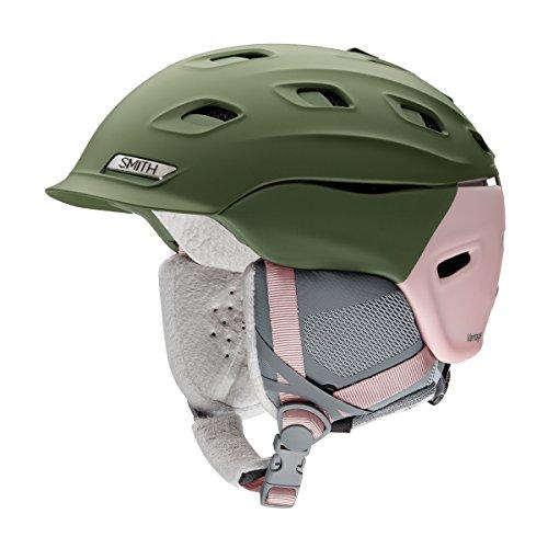 スノーボード ウィンタースポーツ 海外モデル ヨーロッパモデル アメリカモデル Smith 2017/18 Womens Vantage Ski Helmet - MIPS (Matte Dusty Pink Patina - Medium 55-59 cm)スノーボード ウィンタースポーツ 海外モデル ヨーロッパモデル アメリカモデル